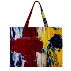 Point Of View #2 Zipper Medium Tote Bag by bestdesignintheworld