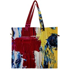 Point Of View #2 Canvas Travel Bag by bestdesignintheworld