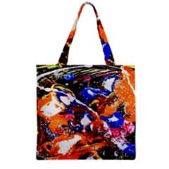 Smashed Butterfly Grocery Tote Bag by bestdesignintheworld