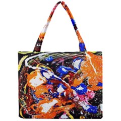 Smashed Butterfly Mini Tote Bag by bestdesignintheworld