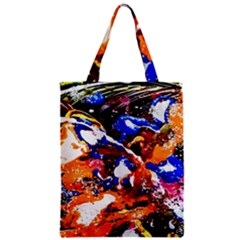 Smashed Butterfly Zipper Classic Tote Bag by bestdesignintheworld