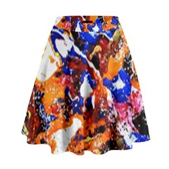Smashed Butterfly High Waist Skirt by bestdesignintheworld