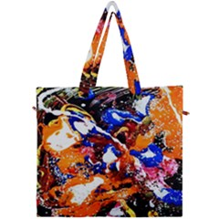 Smashed Butterfly Canvas Travel Bag by bestdesignintheworld