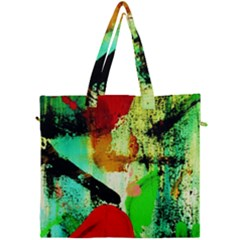 Humidity 4 Canvas Travel Bag by bestdesignintheworld