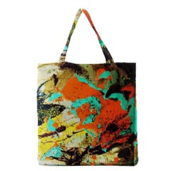 Fragrance Of Kenia 9 Grocery Tote Bag by bestdesignintheworld