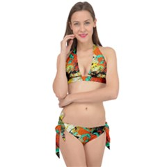 Fragrance Of Kenia 9 Tie It Up Bikini Set