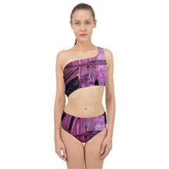 Foundation Of Grammer 3 Spliced Up Two Piece Swimsuit