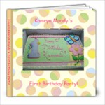 kamryn - 8x8 Photo Book (20 pages)