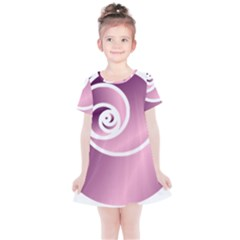 Rose  Kids  Simple Cotton Dress