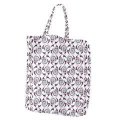 Spirai3+ Giant Grocery Zipper Tote by Jylart