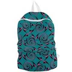 Spirals Foldable Lightweight Backpack by Jylart