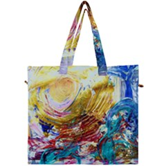 June Gloom 10 Canvas Travel Bag by bestdesignintheworld