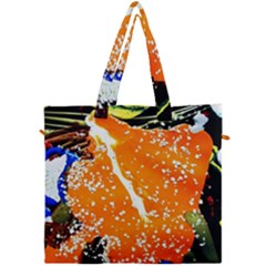 Smashed Butterfly 6 Canvas Travel Bag by bestdesignintheworld