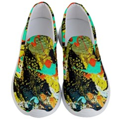 Fragrance Of Kenia 6 Men s Lightweight Slip Ons by bestdesignintheworld