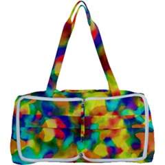 Colorful Watercolors Texture                               Multi Function Bag