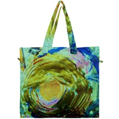 June Gloom 9 Canvas Travel Bag by bestdesignintheworld