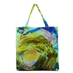 June Gloom 9 Grocery Tote Bag by bestdesignintheworld