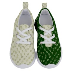 Canal Flowers Cream Pattern Cream Background Sqaured Canal Flowers Cream On Green Small Squared Canal Plaques Galore Canalsbywhackylogo1 Running Shoes