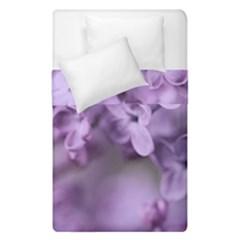 Lilac Duvet Cover Double Side (single Size) by LoolyElzayat