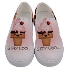 Stay Cool Men s Canvas Slip Ons