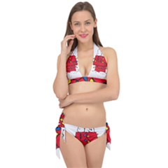 Peanuts Snoopy Tie It Up Bikini Set