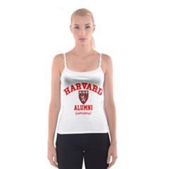 Harvard Alumni Just Kidding Spaghetti Strap Top
