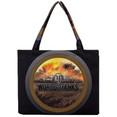 World Of Tanks Wot Mini Tote Bag
