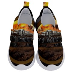 World Of Tanks Wot Velcro Strap Shoes