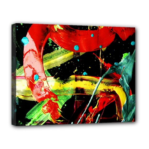 Enigma 1 Canvas 14  X 11  by bestdesignintheworld