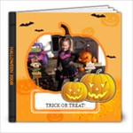 trick or treat - 8x8 Photo Book (20 pages)