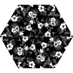 Tropical Pattern Mini Folding Umbrellas by Valentinaart