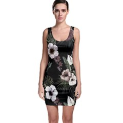 Tropical Pattern Bodycon Dress by Valentinaart