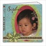 Model Sophia - 8x8 Photo Book (30 pages)