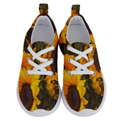 Sunflowers Running Shoes