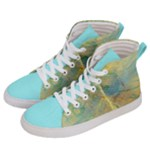 Phenominal Men s Hi-Top Skate Sneakers