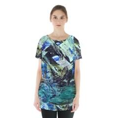 June Gloom 5 Skirt Hem Sports Top by bestdesignintheworld
