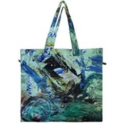 June Gloom 5 Canvas Travel Bag by bestdesignintheworld