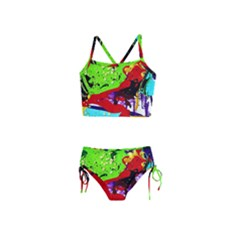 Untitled Island 4 Girls  Tankini Swimsuit