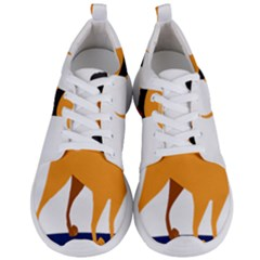 Stub Illustration Cute Animal Dog Men s Lightweight Sports Shoes