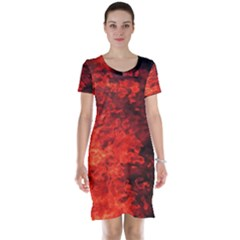 Reflections At Night Short Sleeve Nightdress