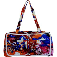 Smashed Butterfly 1 Multi Function Bag	 by bestdesignintheworld