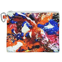 Smashed Butterfly 1 Canvas Cosmetic Bag (xxl)