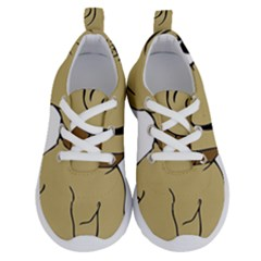 Dog Cute Sitting Puppy Pet Running Shoes