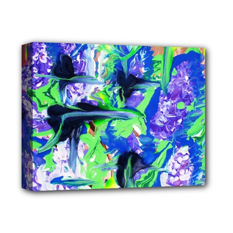 Lilac 3 Deluxe Canvas 14  X 11  by bestdesignintheworld