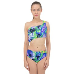 Lilac 3 Spliced Up Two Piece Swimsuit