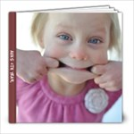 Ava s Fourth Year - 8x8 Photo Book (20 pages)
