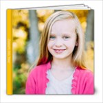 Jaime s Eighth Year - 8x8 Photo Book (20 pages)