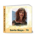 Safta Maya - 6x6 Deluxe Photo Book (20 pages)