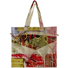 Hidden Strings Of Purity 4 Canvas Travel Bag