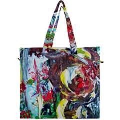 Eden Garden 12 Canvas Travel Bag